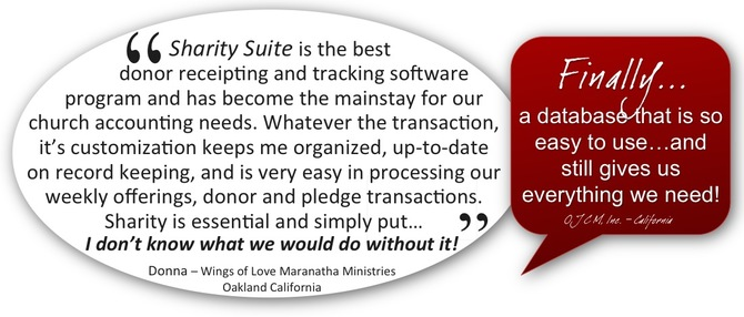 Fundraising Software is easy & customizable.